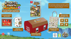 Harvest Moon: Light of Hope Collector's Edition (Switch)