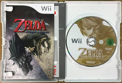 Zelda: Twilight Princess (Wii Nintendo Selects)