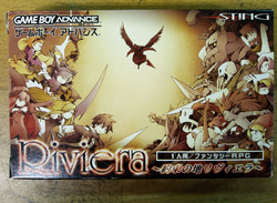 Riviera The Promised Land (GBA, JAP, CIB)