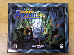 The Legend of Atlantis Collector's Edition Box Set (C64)