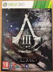 Assassin's Creed III Join or Die Edition (Xbox 360)