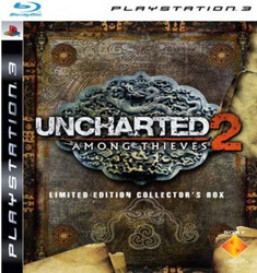 Uncharted 2: Among Thieves Limited Edition Collectors Box (PS3)