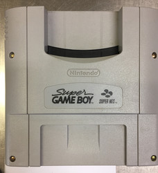 Super Game Boy (SNES, loose)