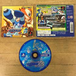 Rockman X5 (PS1 JAP)