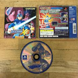 Rockman X6 (PS1 JAP)