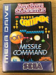 Arcade Classics (MD)