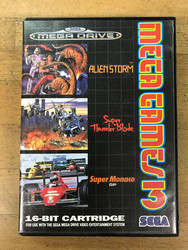 Mega Games 3 (MD)