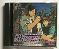 City Hunter (PCE HuCARD)