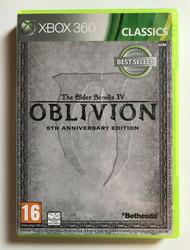 Oblivion 5th Anniversary Edition (Xbox 360)