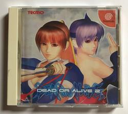 Dead or Alive 2 (DC JAP)