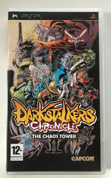 Darkstalkers Chronicle The Chaos Tower (PSP)