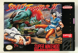 Street Fighter II (SNES USA)