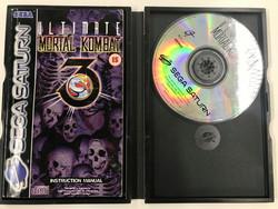 Ultimate Mortal Kombat 3 (SS PAL)