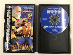 Virtua Fighter 2 (SS PAL)