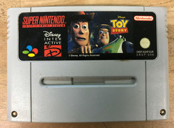 Toy Story (SNES loose)
