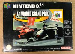 F1 World Grand Prix II (N64)