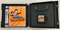 Wario Ware Touched (NDS USA)