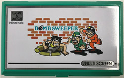 Bomb Sweeper (Nintendo Game & Watch)