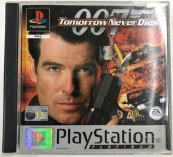 007 Tomorrow Never Dies (PS1 Platinum)