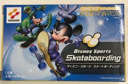 Disney Sports Skateboarding (GBA JAP)
