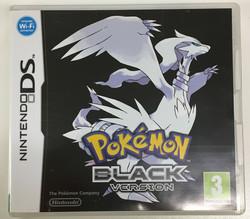Pokemon Black (NDS)
