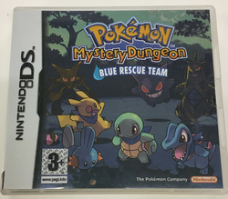 Pokemon Mystery Dungeon: Blue Rescue Team (NDS)