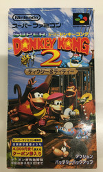 Super Donkey Kong 2 (SFC)