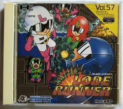 Battle Lode Runner (PCE HuCARD)