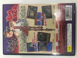 Sengoku Ace & Blade (PS2 JAP)