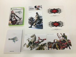 Final Fantasy XIII Ltd. Collector's Edition (X360)