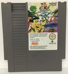 The Flintstones: The Rescue of Dino & Hoppy (NES PAL B)