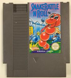 Snake Rattle & Roll (NES PAL B)