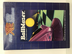Ballblazer (Atari XE)