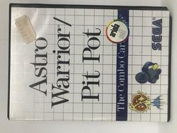 Astro Warrior / Pit Pot (SMS)
