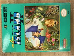 Adventure Island II (NES REV-A/USA)