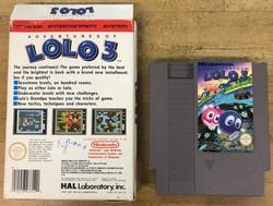 Lolo 3 (NES PAL-A)