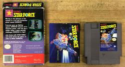 Star Force (NES PAL-B/SCN)