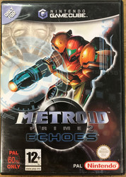 Metroid Prime 2 Echoes (NGC)