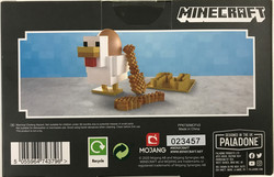 Minecraft munakuppi ja paahtoleipäleikkuri