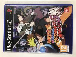 Naruto Shippuden: Ultimate Ninja 5 (PS2)