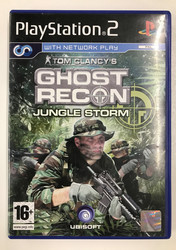 Ghost Recon Jungle Storm (PS2)