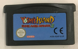 Yoshi's Island Super Mario Advance 3 (GBA)