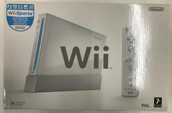 Nintendo Wii -konsoli