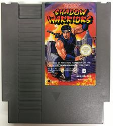 Shadow Warriors (NES)