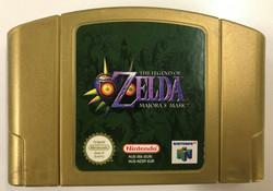 Zelda: Majora's Mask (N64 PAL)