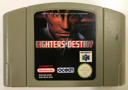 Fighters Destiny (N64 PAL)