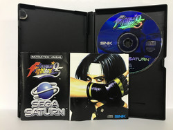 King of Fighters 95 + ROM-moduli (SS PAL)