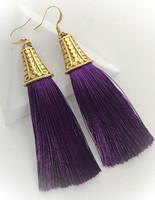 hapsukorvakorut violetti