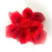 organsaruusu punainen 8kpl/pakkaus