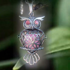 pöllö harmony ball / bolakoru vaaleanpunainen